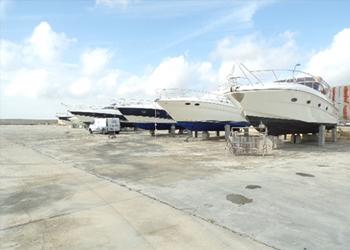 Deposito barche