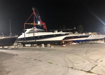 Rimessaggio imbarcazioni